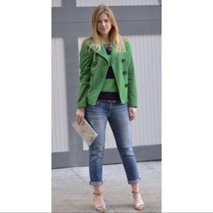 CAbi Wool Blend Short Waist Coat